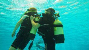 Zwembadtraining @ Aquarena | Emmen | Drenthe | Nederland